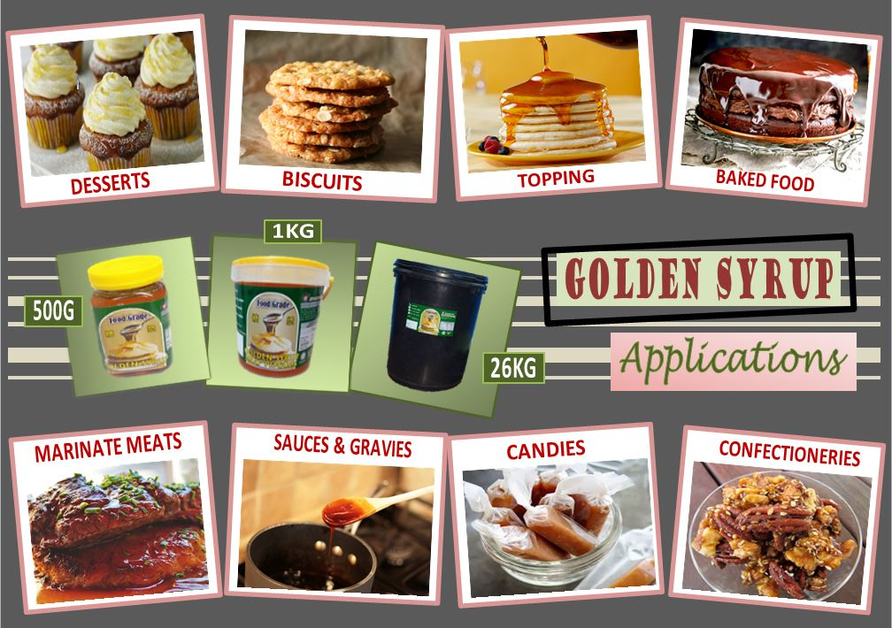 GOLDEN SYRUP APPLICATIONS