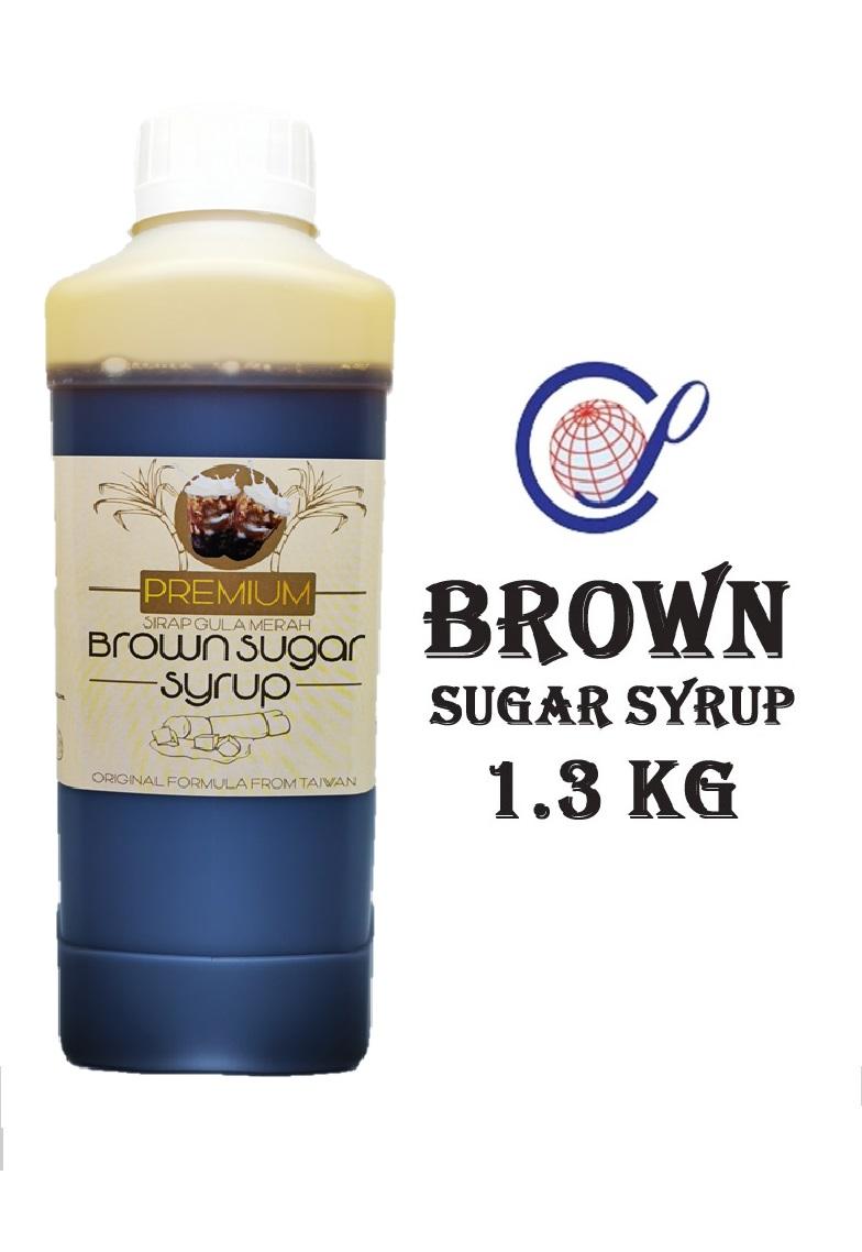 BROWN SUGAR SYRUP 1.3KG