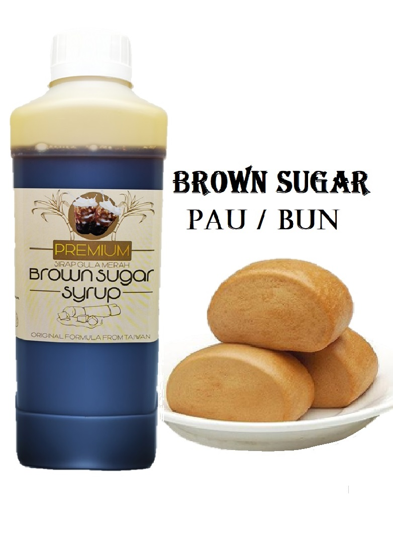 BROWN SUGAR SYRUP FOR PAU/BUN