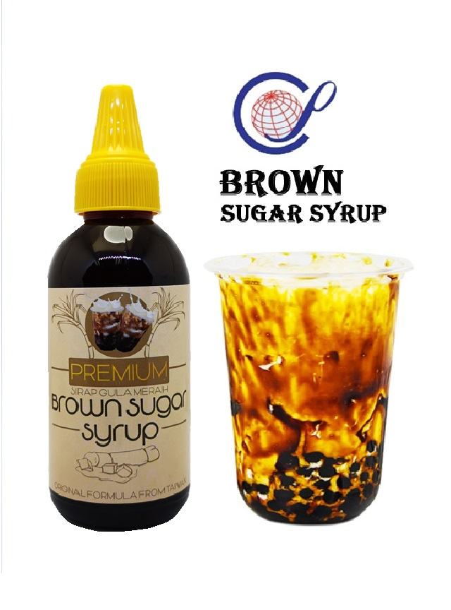BROWN SUGAR SYRUP FOR MILK TEA